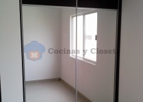 6. Closet Corredizo