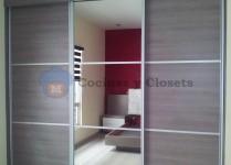 2. Closet Corredizo