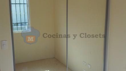 8. Closet Corredizo