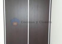 9. Closet Corredizo